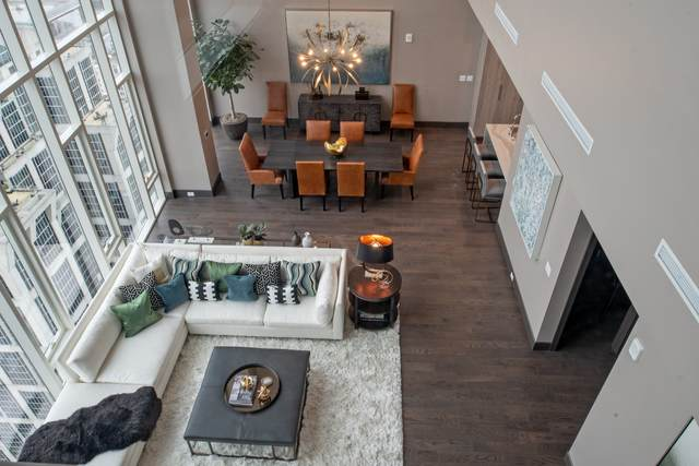 515 Church Street, Unit 4504 #4504, Nashville, TN 37219 (MLS #RTC2164131) :: RE/MAX Homes And Estates