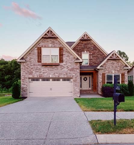 1020 Rudder Dr, Spring Hill, TN 37174 (MLS #RTC2164140) :: Stormberg Real Estate Group