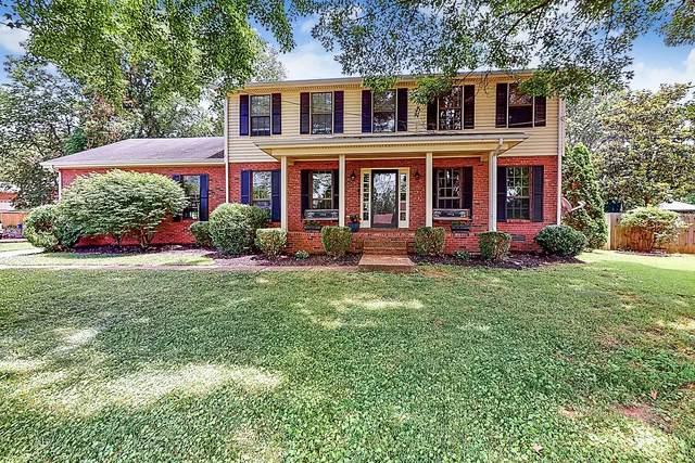 712 Saddle Trail Ct, Hermitage, TN 37076 (MLS #RTC2164224) :: Nashville Home Guru