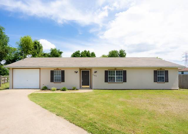 1142 Schatten, Oak Grove, KY 42262 (MLS #RTC2164234) :: The Group Campbell powered by Five Doors Network
