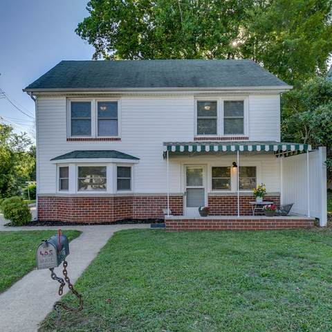 405 Fleming St, Columbia, TN 38401 (MLS #RTC2164264) :: FYKES Realty Group