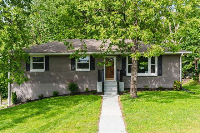 615 River Rouge Dr, Nashville, TN 37209 (MLS #RTC2164291) :: Ashley Claire Real Estate - Benchmark Realty