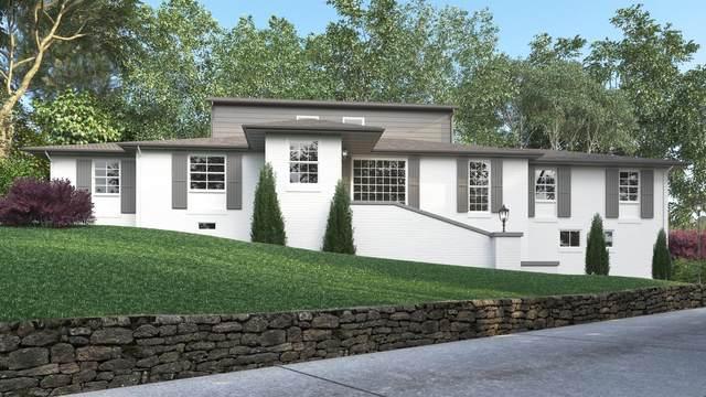 5731 Knob Rd, Nashville, TN 37209 (MLS #RTC2164296) :: Team George Weeks Real Estate