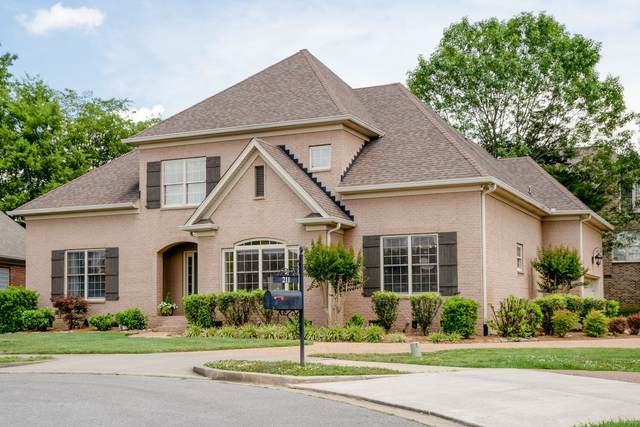 209 Chapel Ct S, Hendersonville, TN 37075 (MLS #RTC2164304) :: RE/MAX Homes And Estates
