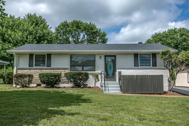 419 American Rd, Nashville, TN 37209 (MLS #RTC2164309) :: Ashley Claire Real Estate - Benchmark Realty