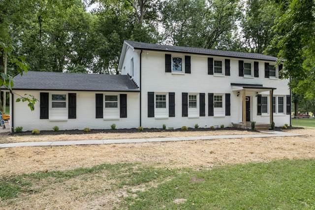 1325 Dalemere Dr, Nashville, TN 37207 (MLS #RTC2164360) :: John Jones Real Estate LLC