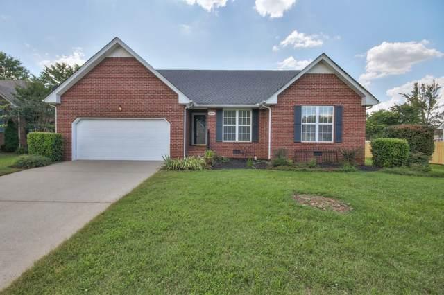 1534 Dodd Trl, Murfreesboro, TN 37128 (MLS #RTC2164371) :: DeSelms Real Estate