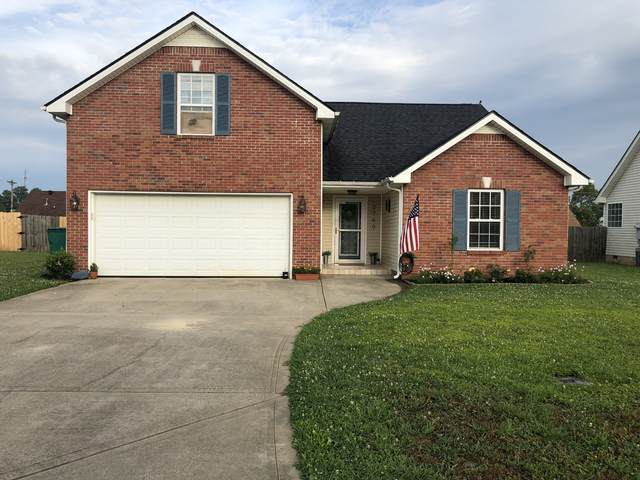 2760 Ridgepole Dr, Clarksville, TN 37040 (MLS #RTC2164436) :: John Jones Real Estate LLC