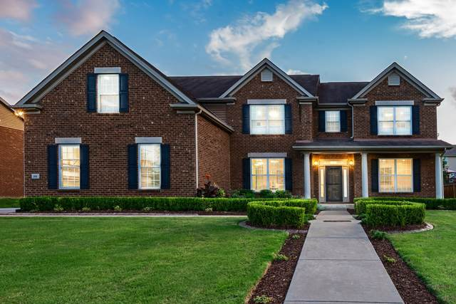 208 Rock Castle Dr, Lebanon, TN 37087 (MLS #RTC2164446) :: Village Real Estate