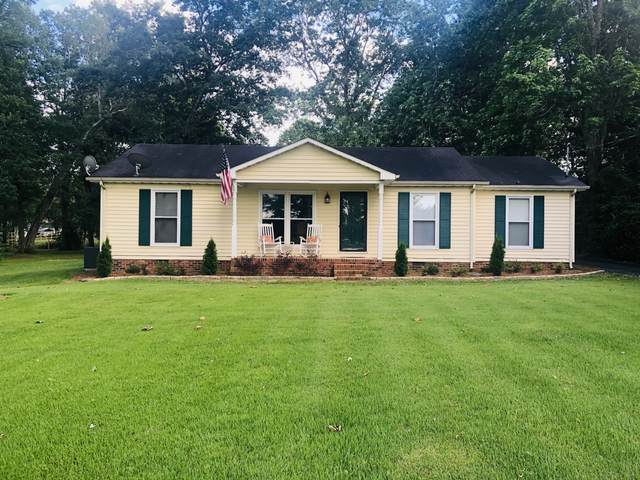 125 Lincoln Rd, Fayetteville, TN 37334 (MLS #RTC2164467) :: Nashville on the Move