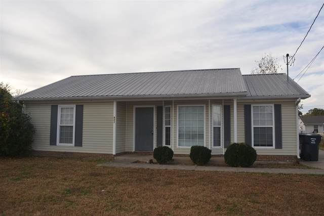 941 Van Buren Ave, Oak Grove, KY 42262 (MLS #RTC2164476) :: The Group Campbell powered by Five Doors Network