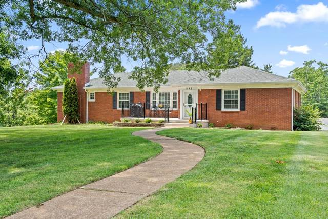 942 Oakdale Drive, Clarksville, TN 37040 (MLS #RTC2164531) :: Nashville on the Move
