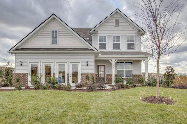 457 Irwin Way #172, Spring Hill, TN 37174 (MLS #RTC2164582) :: Village Real Estate