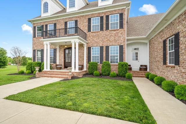 810 Yorkbar Ct, Clarksville, TN 37043 (MLS #RTC2164618) :: Village Real Estate