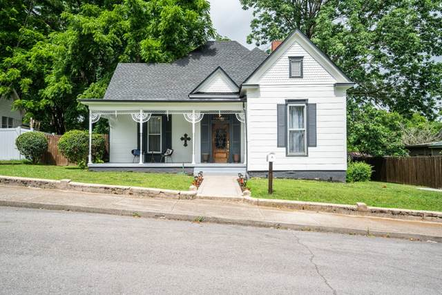 211 N Main St, Springfield, TN 37172 (MLS #RTC2164729) :: The Miles Team | Compass Tennesee, LLC
