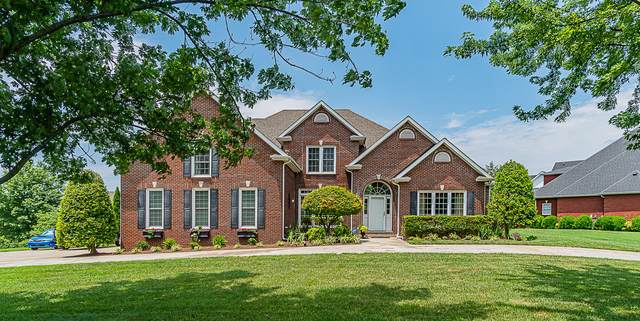 2864 Carriage Way, Clarksville, TN 37043 (MLS #RTC2164765) :: Berkshire Hathaway HomeServices Woodmont Realty