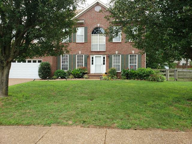2016 Bratton Place Dr, Franklin, TN 37067 (MLS #RTC2164784) :: FYKES Realty Group
