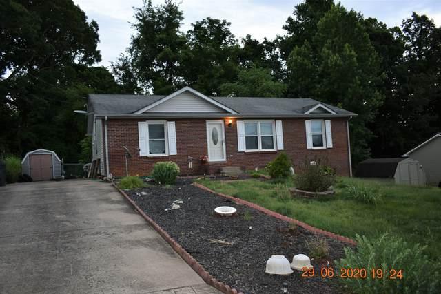 1506 Sunshine Dr, Clarksville, TN 37042 (MLS #RTC2164786) :: FYKES Realty Group