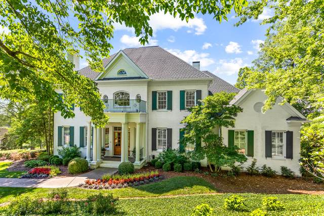 4 Colonel Winstead Dr, Brentwood, TN 37027 (MLS #RTC2164808) :: Berkshire Hathaway HomeServices Woodmont Realty