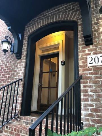 207 Mason Avenue #101, Nashville, TN 37203 (MLS #RTC2164899) :: RE/MAX Homes And Estates