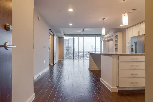 1212 Laurel St #904, Nashville, TN 37203 (MLS #RTC2164929) :: RE/MAX Homes And Estates