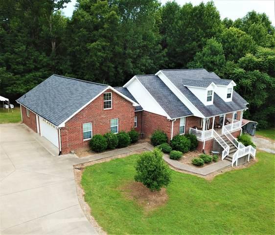 6048 Hill Circle, Bon Aqua, TN 37025 (MLS #RTC2164932) :: RE/MAX Homes And Estates