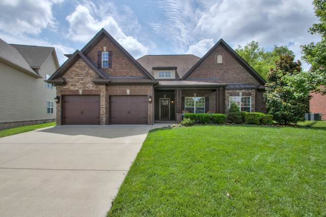 5313 Cloister Dr, Murfreesboro, TN 37128 (MLS #RTC2164990) :: John Jones Real Estate LLC