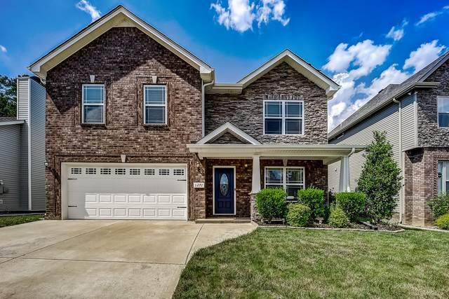 1271 Brigade Dr, Clarksville, TN 37043 (MLS #RTC2165017) :: Village Real Estate