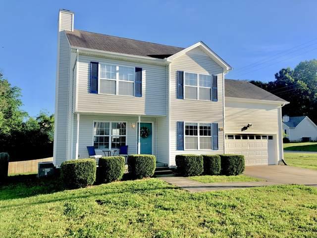 1384 Scrub Oak Dr, Clarksville, TN 37042 (MLS #RTC2165065) :: The Matt Ward Group