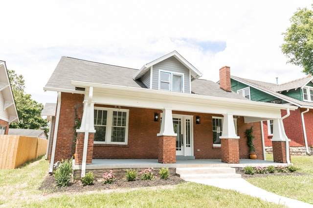 703 Shelby Ave, Nashville, TN 37206 (MLS #RTC2165098) :: Armstrong Real Estate