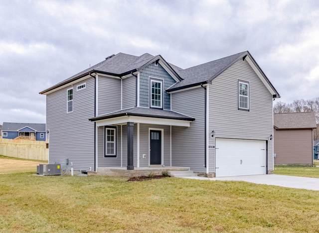 136 Bonnell Drive, Clarksville, TN 37042 (MLS #RTC2165106) :: John Jones Real Estate LLC