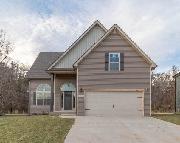 140 Bonnell Drive, Clarksville, TN 37042 (MLS #RTC2165108) :: FYKES Realty Group