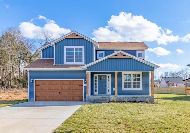 144 Bonnell Drive, Clarksville, TN 37042 (MLS #RTC2165110) :: John Jones Real Estate LLC