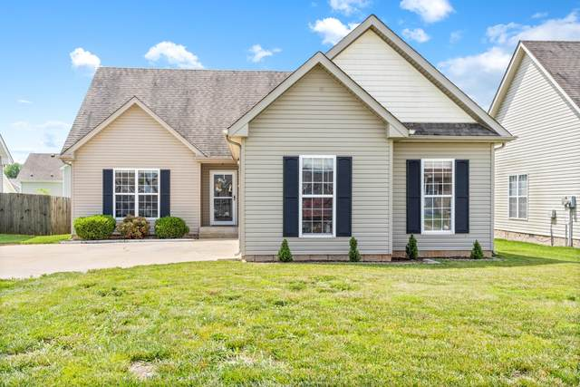 526 Oakmont Dr, Clarksville, TN 37042 (MLS #RTC2165134) :: Exit Realty Music City