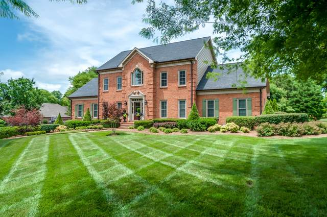 9006 Gasserway Cir, Brentwood, TN 37027 (MLS #RTC2165155) :: Ashley Claire Real Estate - Benchmark Realty