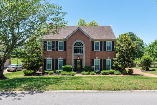 1555 Aberdeen Dr, Brentwood, TN 37027 (MLS #RTC2165186) :: Nashville on the Move