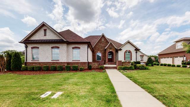 1488 Overlook Pointe, Clarksville, TN 37043 (MLS #RTC2165233) :: Oak Street Group