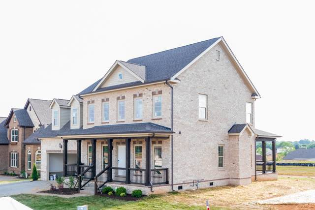 9024 Safe Haven Place Lot 528, Spring Hill, TN 37174 (MLS #RTC2165269) :: Keller Williams Realty