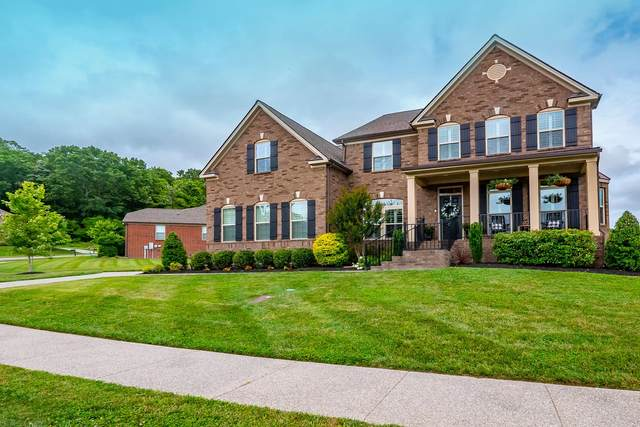 7025 Marwood Dr, College Grove, TN 37046 (MLS #RTC2165297) :: Village Real Estate