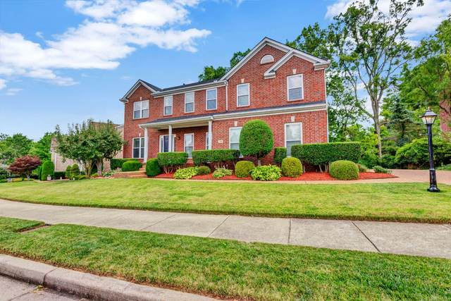 724 N Wickshire Way, Brentwood, TN 37027 (MLS #RTC2165301) :: Ashley Claire Real Estate - Benchmark Realty