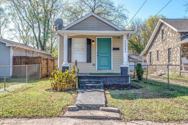 1533B 12th Ave N B, Nashville, TN 37208 (MLS #RTC2165307) :: Ashley Claire Real Estate - Benchmark Realty