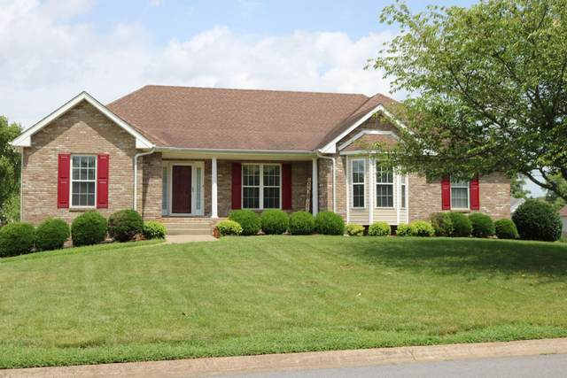 1109 Lucas Wayne Dr, Clarksville, TN 37043 (MLS #RTC2165334) :: Cory Real Estate Services