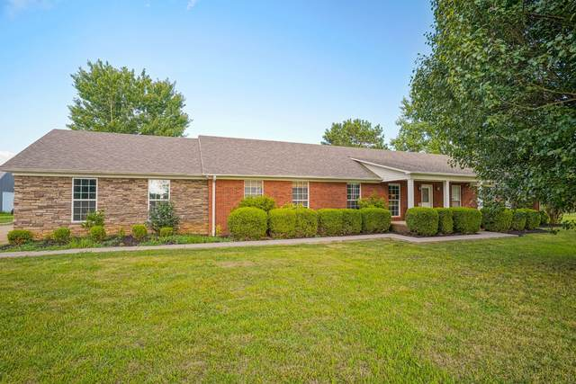 1546 Mccarter Rd, Lawrenceburg, TN 38464 (MLS #RTC2165382) :: The Group Campbell powered by Five Doors Network