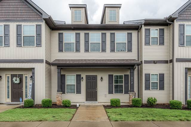 512 El Dorado Dr, Murfreesboro, TN 37128 (MLS #RTC2165400) :: John Jones Real Estate LLC