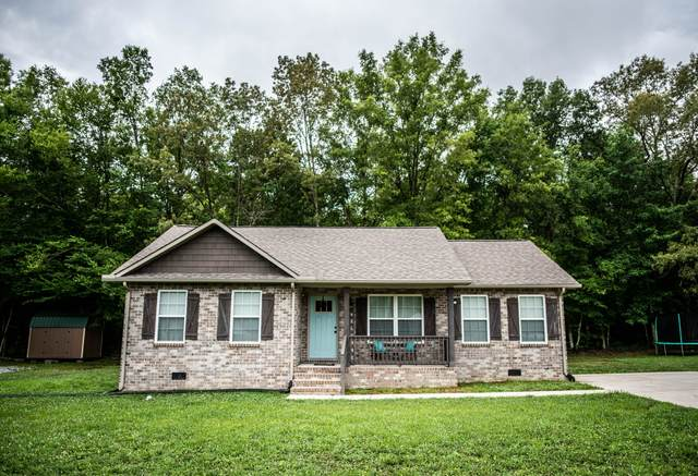 135 Evergreen Ln, Smithville, TN 37166 (MLS #RTC2165452) :: Village Real Estate