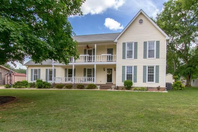 718 River Rock Blvd, Murfreesboro, TN 37128 (MLS #RTC2165464) :: John Jones Real Estate LLC