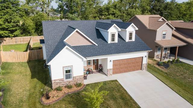 1169 Ewing Way, Clarksville, TN 37043 (MLS #RTC2165477) :: Village Real Estate