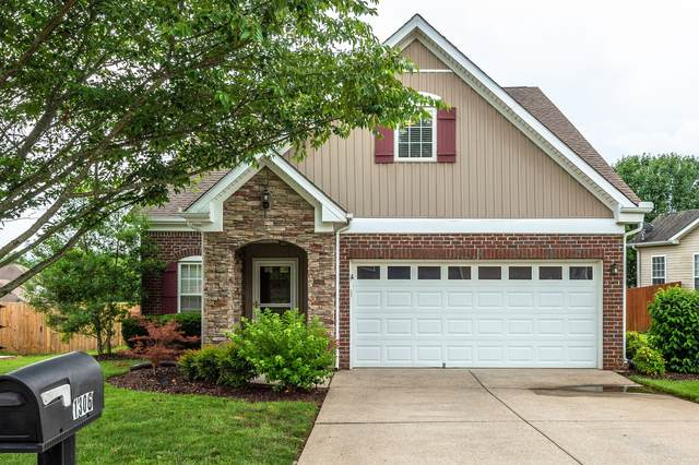 1306 Carmack Ct, Spring Hill, TN 37174 (MLS #RTC2165504) :: The Helton Real Estate Group