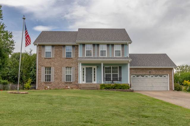 1351 Pitty Pat Road, Clarksville, TN 37042 (MLS #RTC2165527) :: Exit Realty Music City
