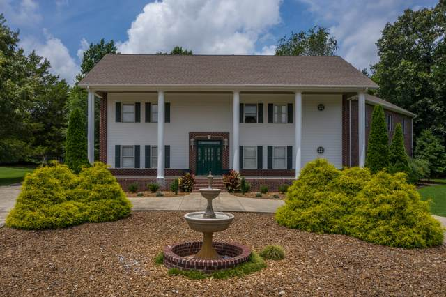 612 Pickney Rd, Winchester, TN 37398 (MLS #RTC2165594) :: The Huffaker Group of Keller Williams